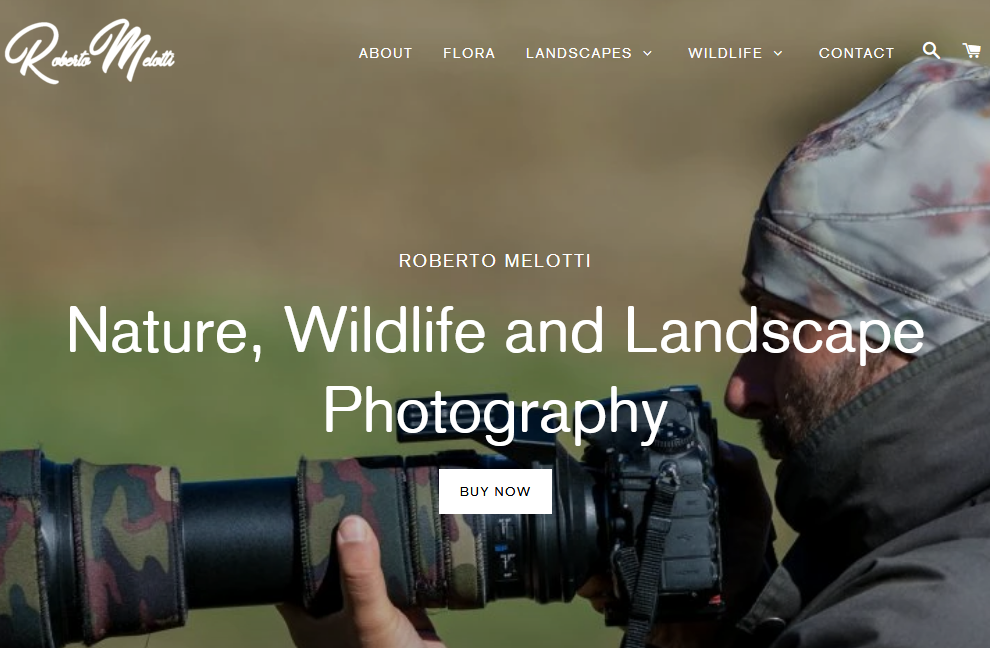 Screenshot_2020-01-22 Roberto Melotti - Nature, Wildlife and Landscape Photography
